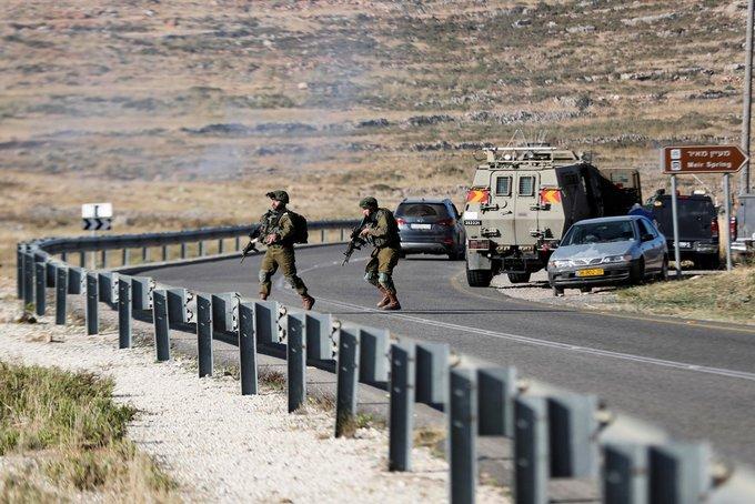نظامیان صهیونیست یک فلسطینی را در رام الله به شهادت رساندند