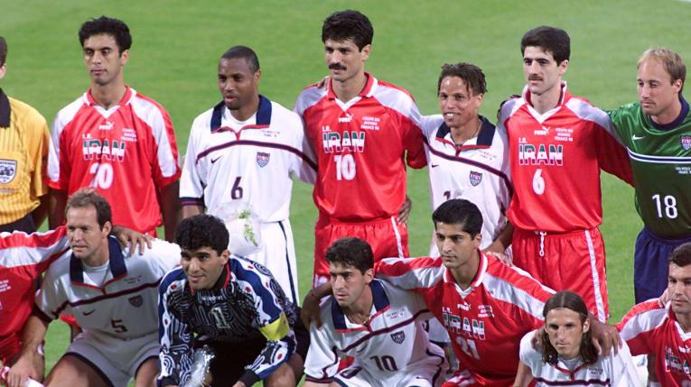 خاطره بازی AFC با پیروزی تاریخی ایران مقابل آمریکا در جامجهانی ۱۹۹۸ فرانسه