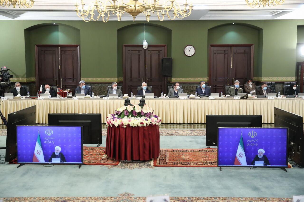 افزایش مستمری بازنشستگان و مستمری بگیران تامین اجتماعی/ برنامه ۲۵ ساله همکاری های جامع ایران و چین تایید شد
