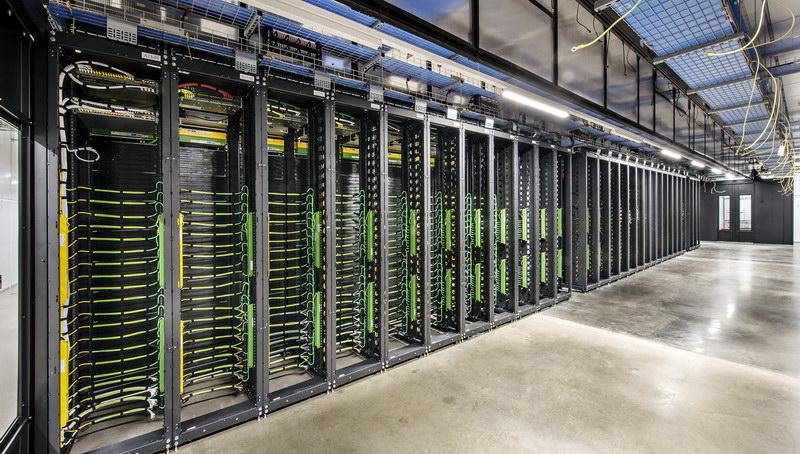 افتتاح بزرگترین مرکز داده در ایران