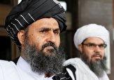 گفتوگوی یکی از سران طالبان با پمپئو