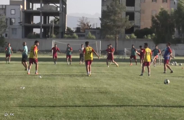 از سرگیری مسابقات لیگ یک فوتبال از امروز