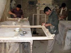 رونق صنایع دستی رزن با شرکت تعاونی صنعتگران کاج