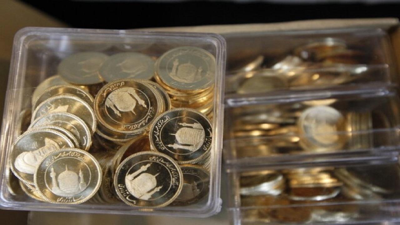 سکه در بورس