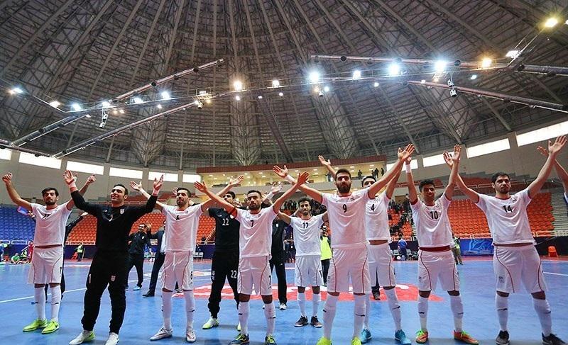 چالش بزرگ تیم ملی در راه از جام ملتهای فوتسال آسیا