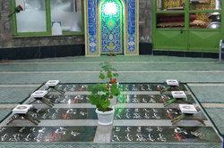 مزار شهدای گمنام زنجان