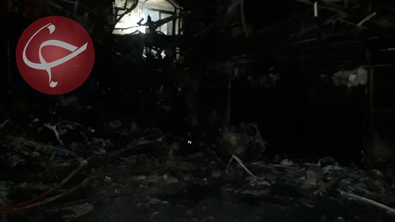 علت دود و صدای انفجار در شمال پایتخت چیست؟