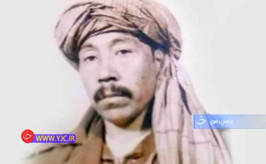 مراسم خاکسپاری شهید نسیم افغانی در حرم مطهر رضوی+فیلم