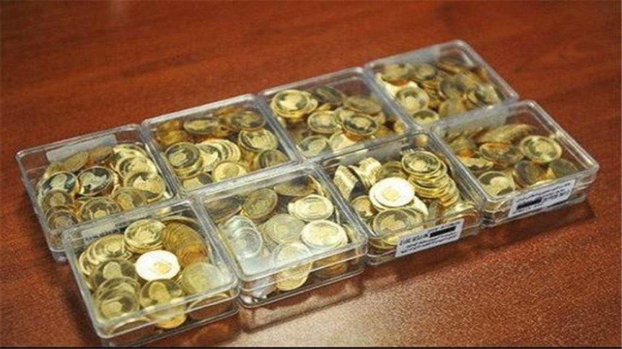 قیمت سکه و طلا در ۱۱ تیر