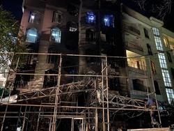 جزئیات حادثه انفجار در کلینیک سینا اطهر+ تصاویر