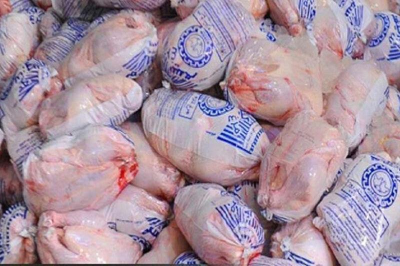 آغاز توزیع گوشت مرغ بین نیازمندان همدان