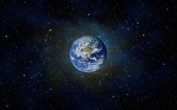 تصویری دیدنی از خط مرزی شب و روز زمین از فضا