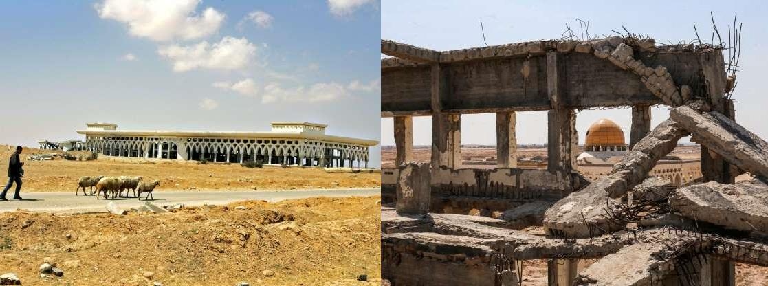 ۹ فرودگاه متروکه در سرتاسر جهان و تاریخچه آنها