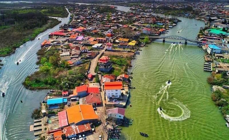 نجات تالاب انزلی برای رهایی از فهرست تالابهای در معرض خطر مونترو