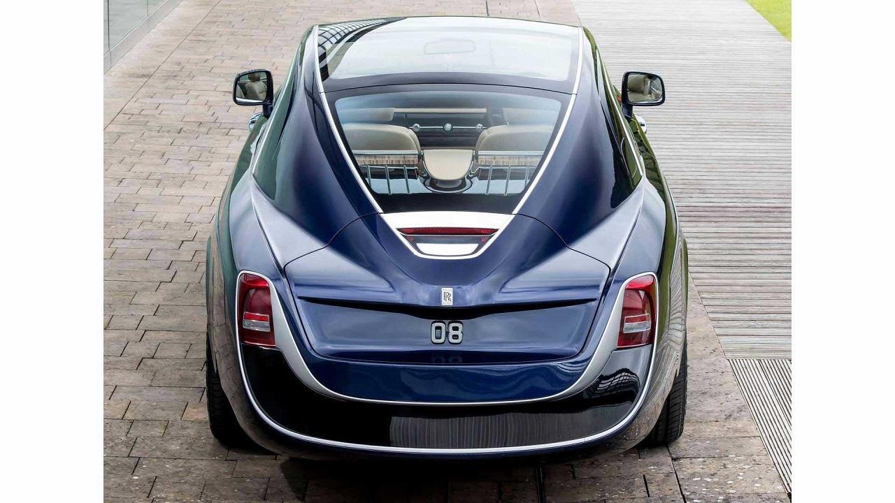 گران ترین خودروی لوکس دنیا را بشناسید + فیلم
