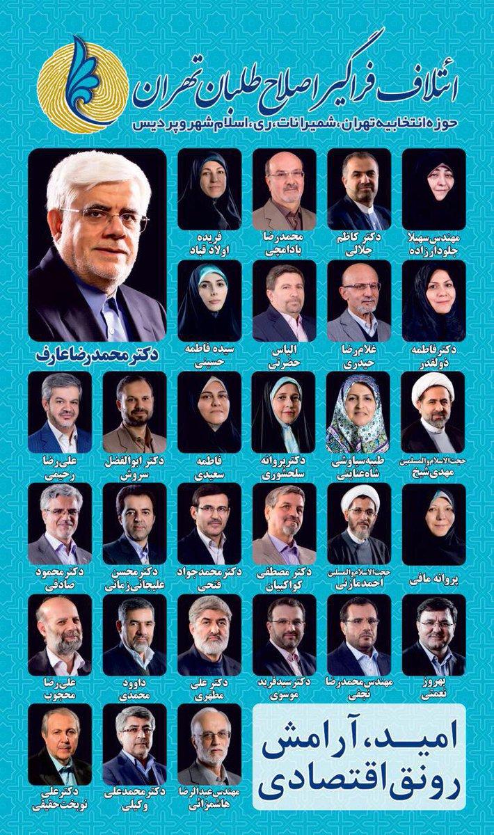 محمدرضا عارف از ناکامی در لیست امید تا امید در ورود مستقل به ۱۴۰۰
