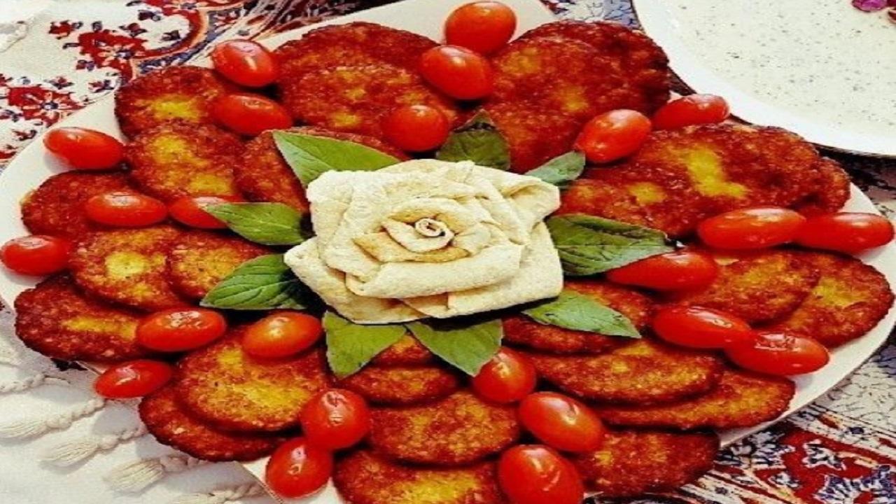 آموزش آشپزی؛ از کتلت مرغ و حمص بادمجون کبابى تا دسر برفی + تصاویر