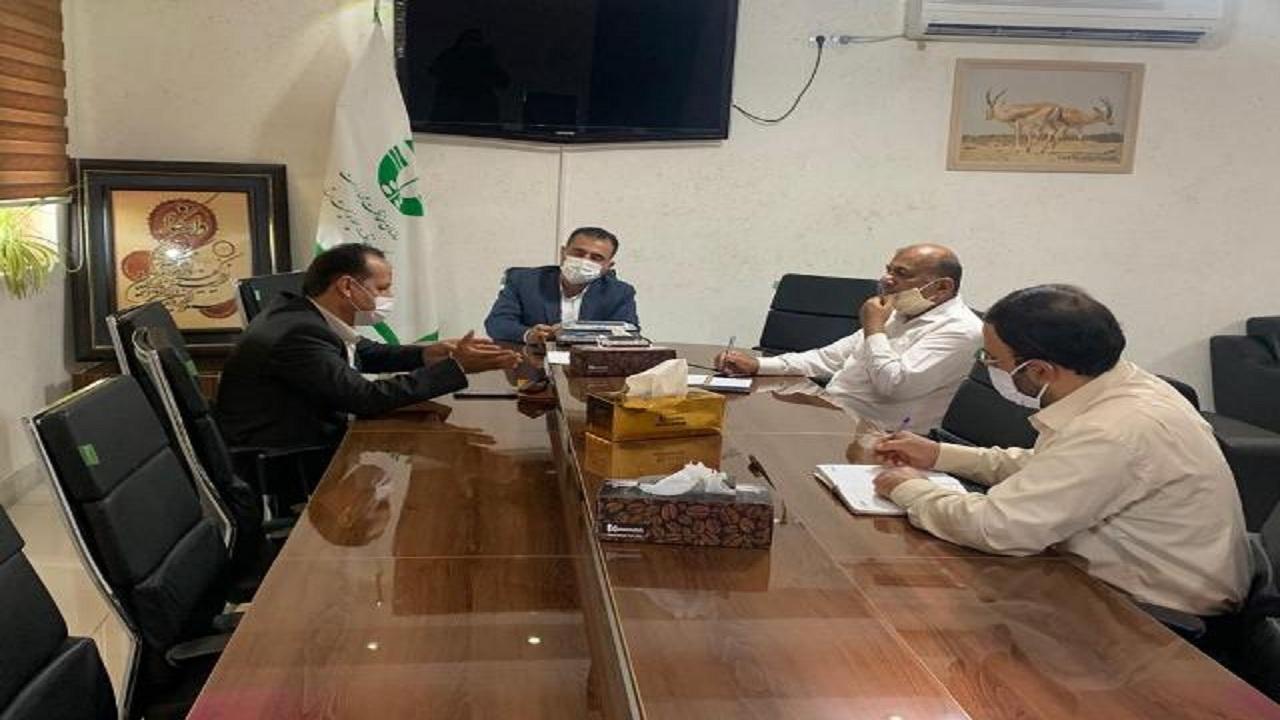 جلسه محیط زیست بوشهر
