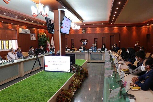برگزاری مجمع انتخاباتی هیات ورزش روستایی و بازیهای بومی و محلی آذربایجان شرقی