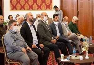 نشست گروههای مردمی قرارگاه جهادی ستاد اجرایی فرمان امام (ره) در قم