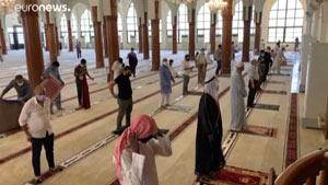بازگشایی مساجد