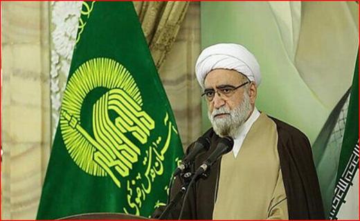 حجت الاسلام والمسلمین احمد مروی تولیت آستان قدس رضوی