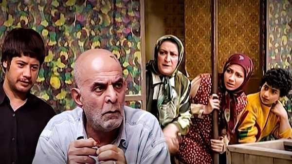 تصاویری از نقش های ماندگار سیروس گرجستانی در تلویزیون
