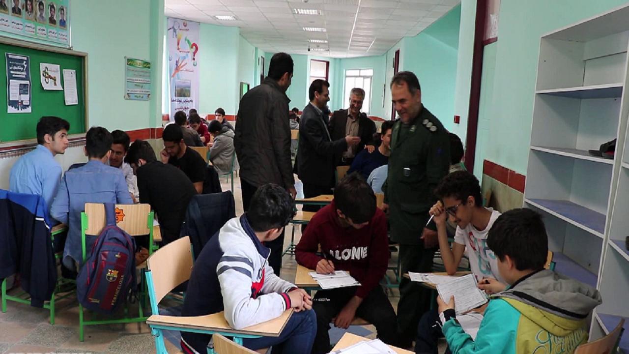 جزئیات برگزاری مسابقات  لیگ علمی پایا