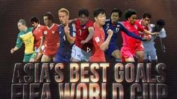 گل مهدوی کیا به آمریکا نامزد برترین گل آسیاییهای تاریخ جام جهانی فوتبال