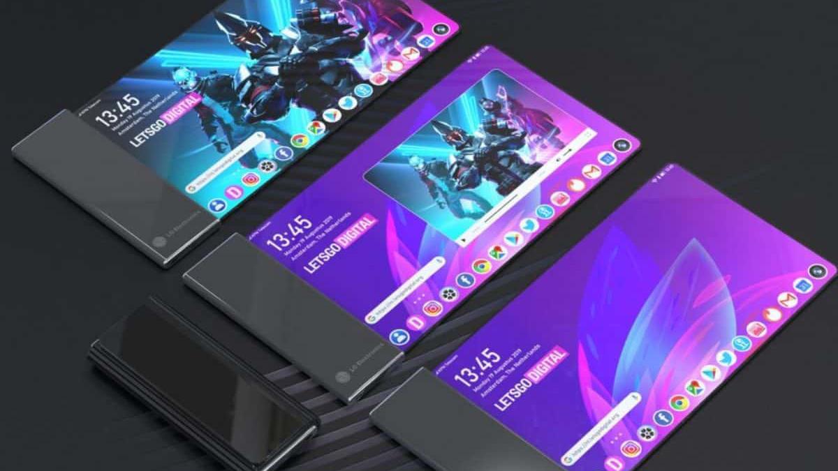 تلفن هوشمند رولی الجی سال آینده به بازار میآید