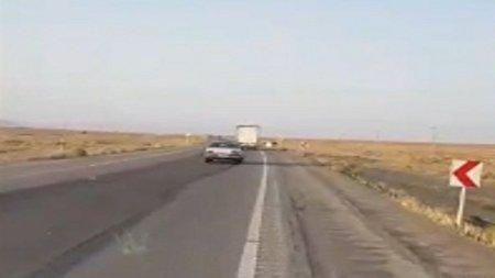 جاده یا سکوی پرتاب! + فیلم