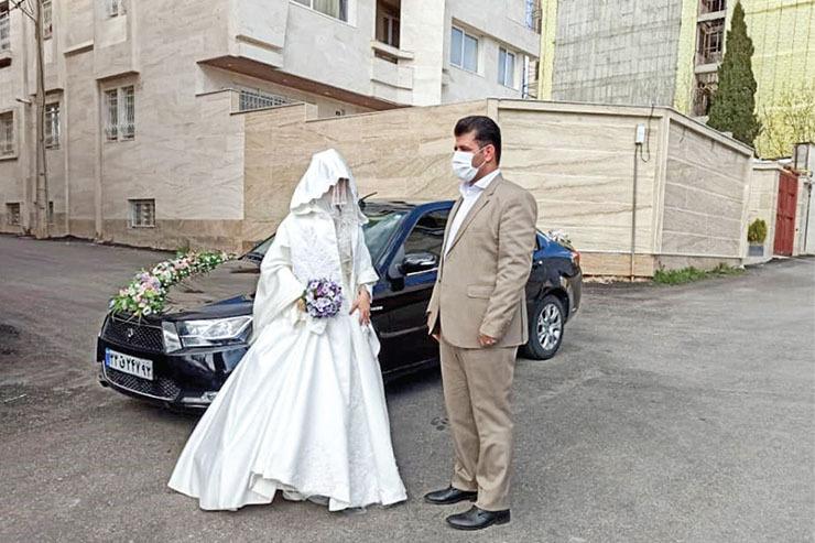 عروسی و عزا به صرف مرگ و کرونا/ هشدار؛ حضور این مکانها شما را کرونایی میکند