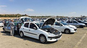 باشگاه خبرنگاران - قیمت خودرو در بازار همچنان صعودی! / محصولات ثبت نامی چه زمانی تحویل داده میشوند؟