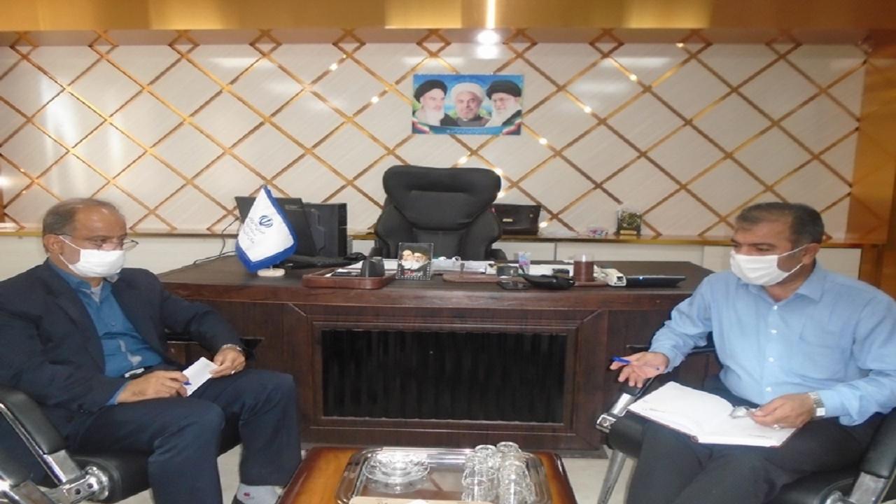 عباس امید معاون سوادآموزی اداره کل آموزش و پرورش استان بوشهر