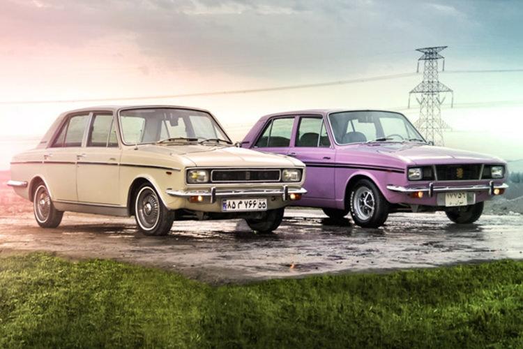 تولید خودرو ایرانی