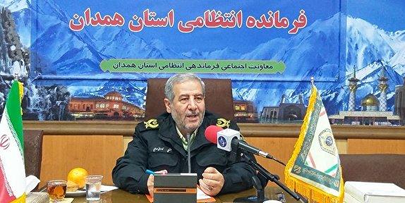 افزایش ۱۸درصدی قاچاق در استان همدان