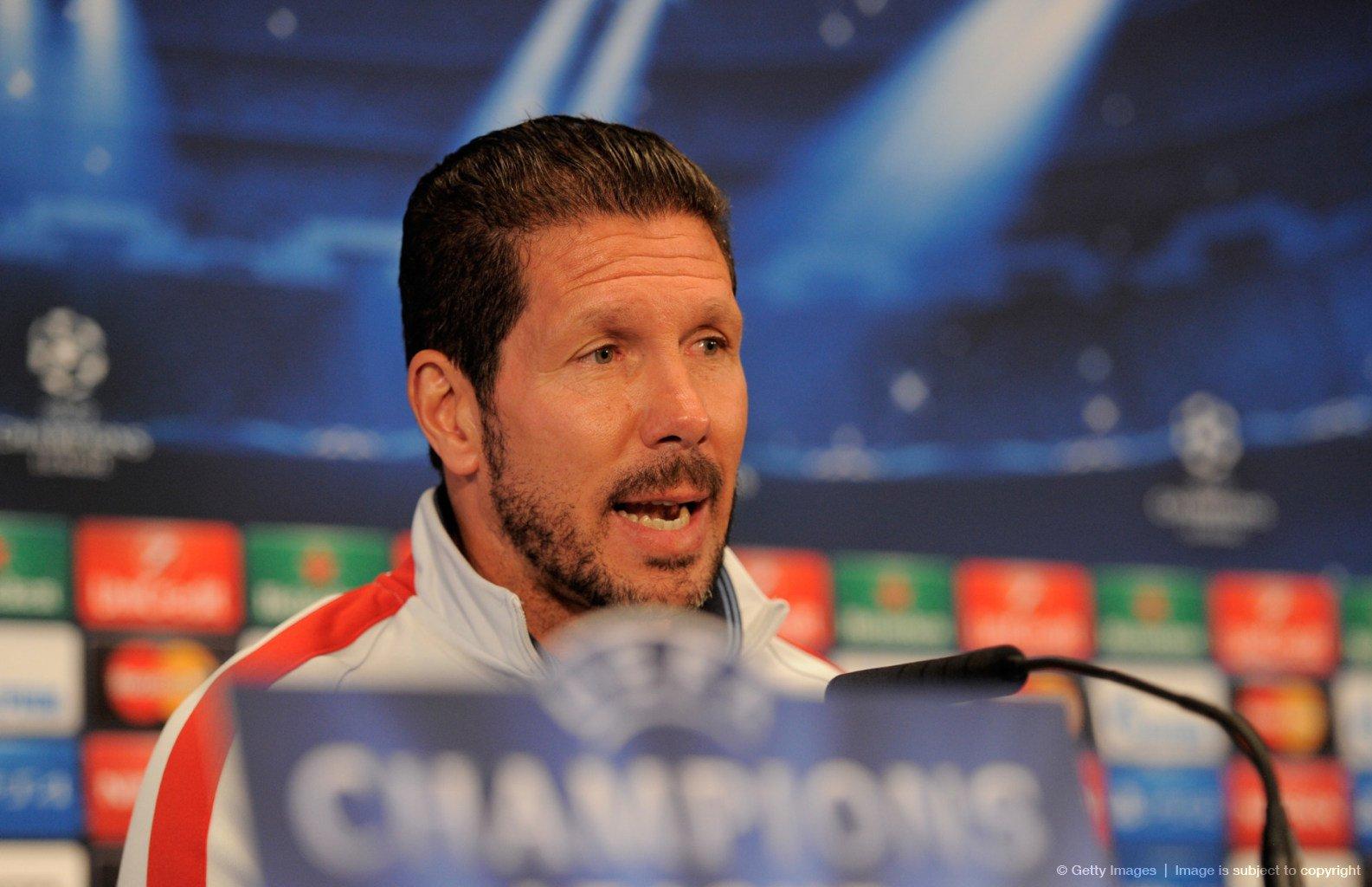 سیمونئه:تمرکزی برای لیگ قهرمانان ندارم/هدف اولم قهرمانی در لالیگا است