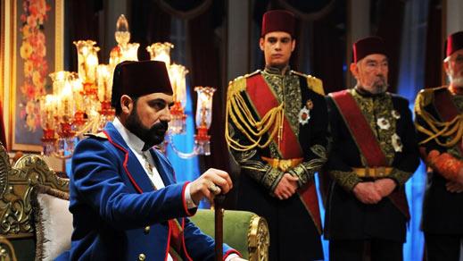 سریال پایتخت عبدالحمید