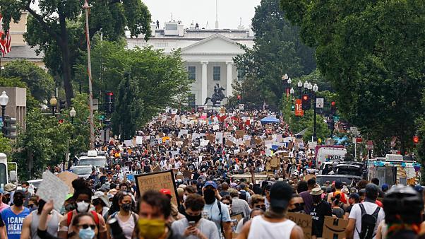 «جان سیاهپوستان اهمیت دارد»، بزرگترین اعتراضات تاریخ آمریکا