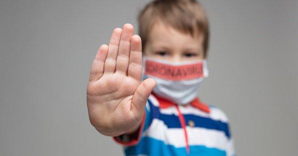 حفاظت کودکان در برابر کرونا