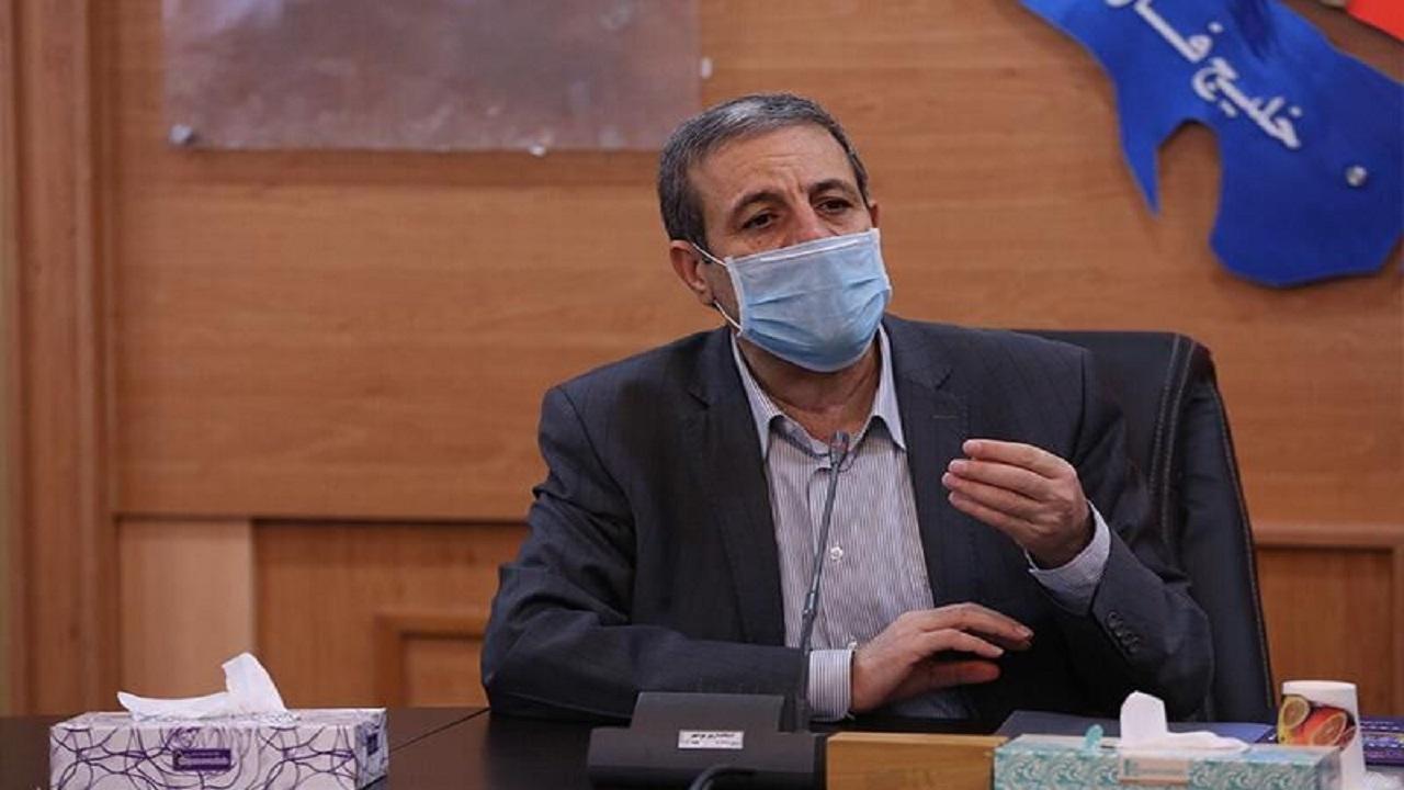 عبدالکریم گراوند استاندار بوشهر