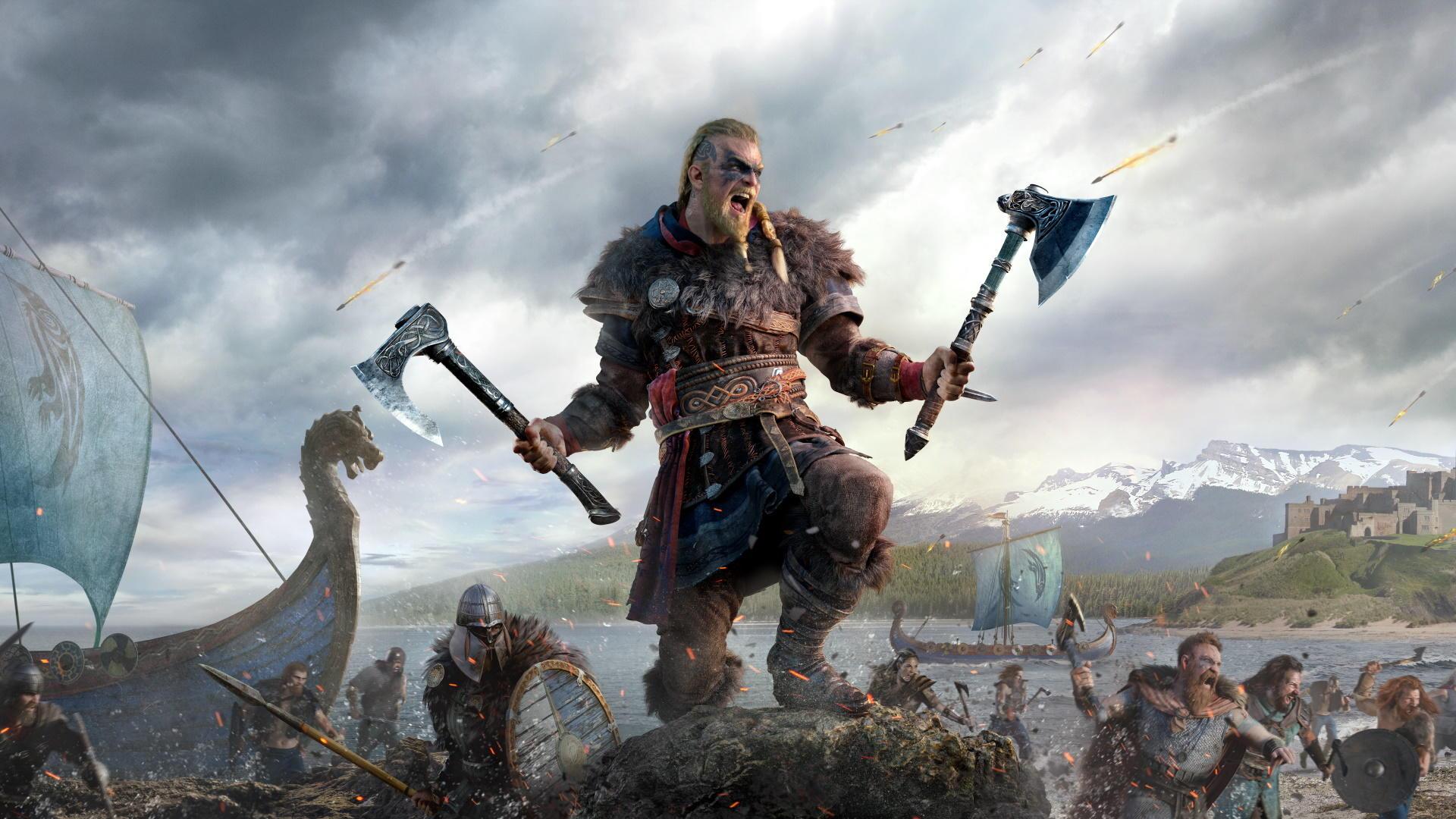گیمپلی ۳۰ دقیقهای از Assassin's Creed Valhalla لو رفت