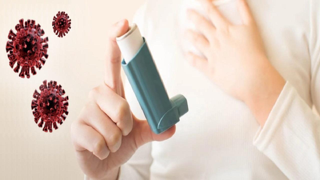 آسم شدت کووید ۱۹ را افزایش نمیدهد