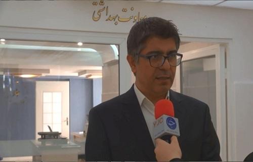 ابراهیم قادری معاون امور بهداشتی دانشگاه علوم پزشکی کردستان