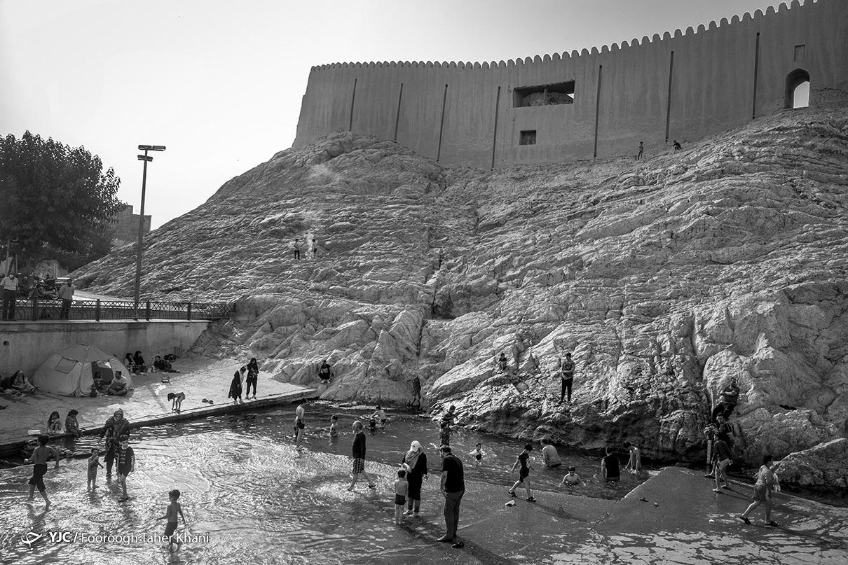 میراث فرهنگی، صنایع دستی و گردشگری شهرستان ری برای جلوگیری از تجمع در اطراف چشمه علی چه میکند؟
