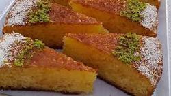 دستور پخت کیک خیس کاراملی