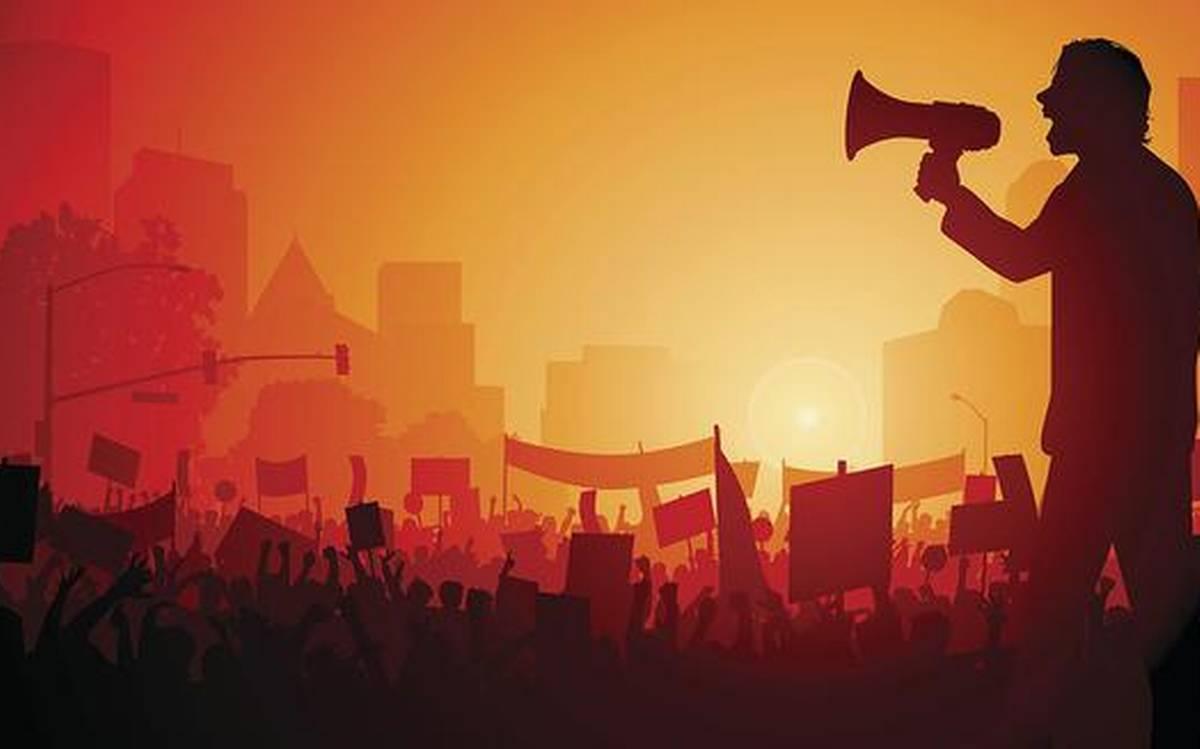 شکستگی پوسته رنگین دموکراسی آمریکا و نمایان شدن چندسویهگی درونِ آن در اعتراضات اخیر