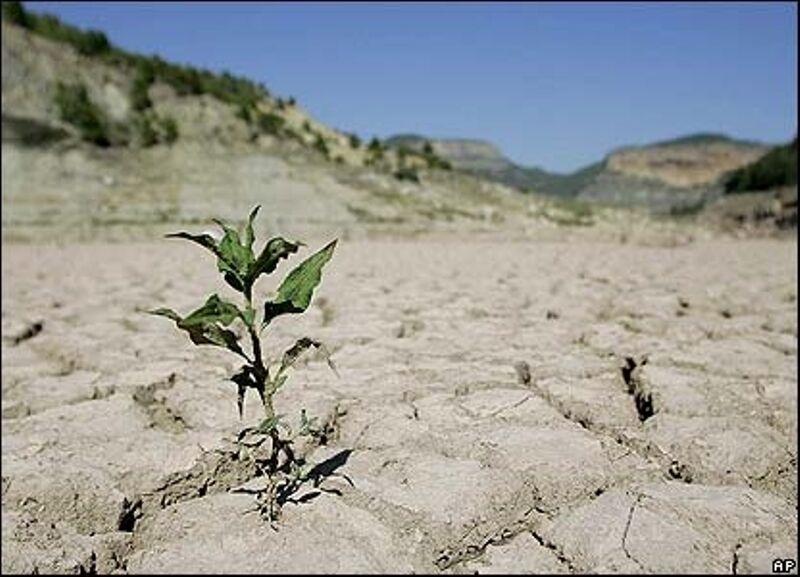 استفاده بی رویه از منابع آب زیرزمینی بحران خشکسالی