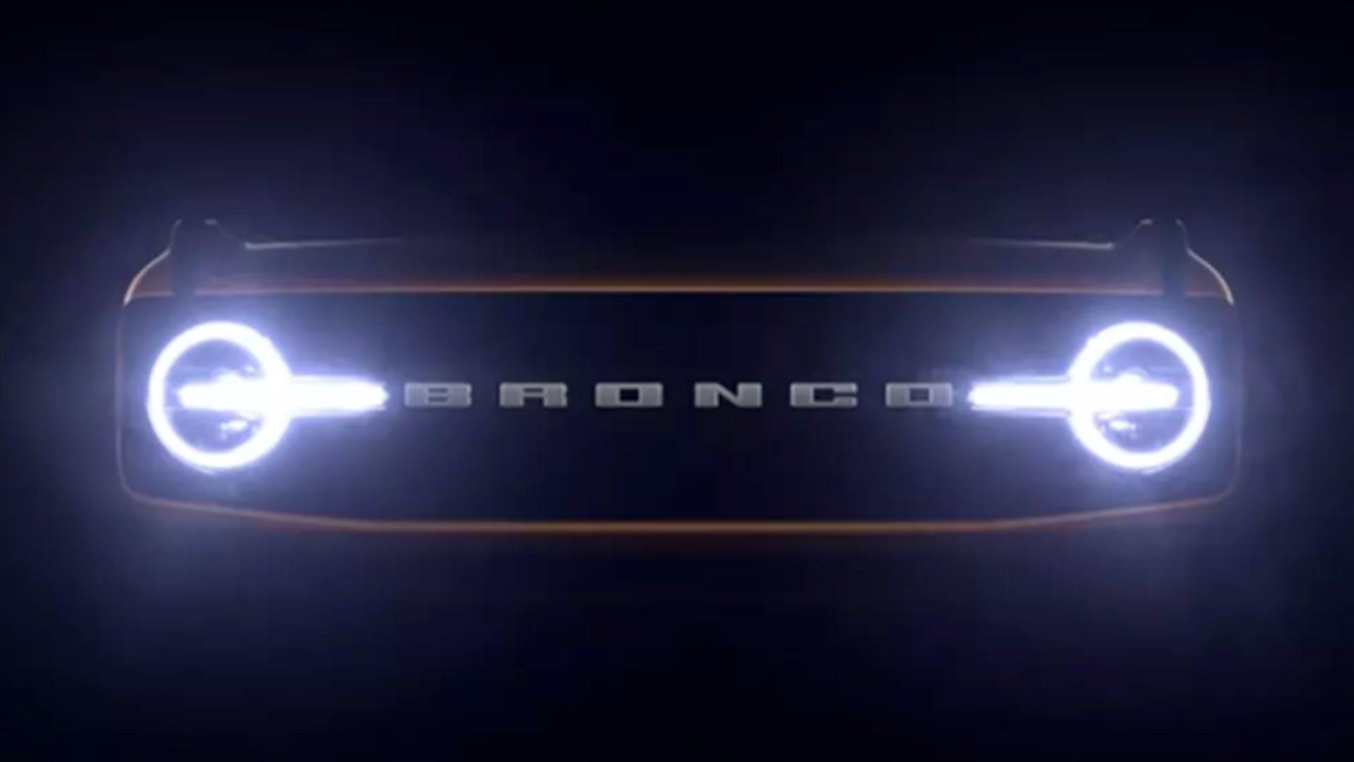 معرفی برند Bronco
