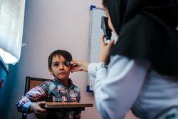 غربالگری بینایی بیش از ۴۶ هزار کودک درسال ۹۸ بهزیستی استان همدان